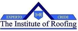 institute of roofing logo